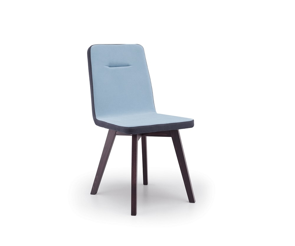 Sally-W, Chair with comfortable padding