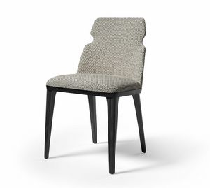SE60 Shape chair, Padded dining chair