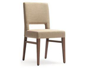 Selene-S, Upholstered chair for catering
