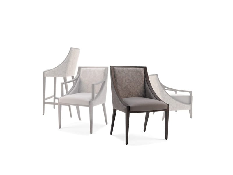 Topaz-S, Quality chairs for hotel and restaurant