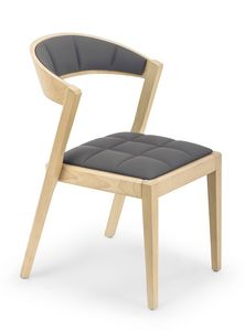 Zanna UPH, Modern chair for restaurant