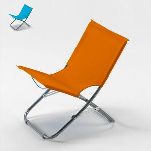 RODEO Ultimate Portable Folding Beach Chair - RO600OXF, Lightweight  sea and swimming pool chair