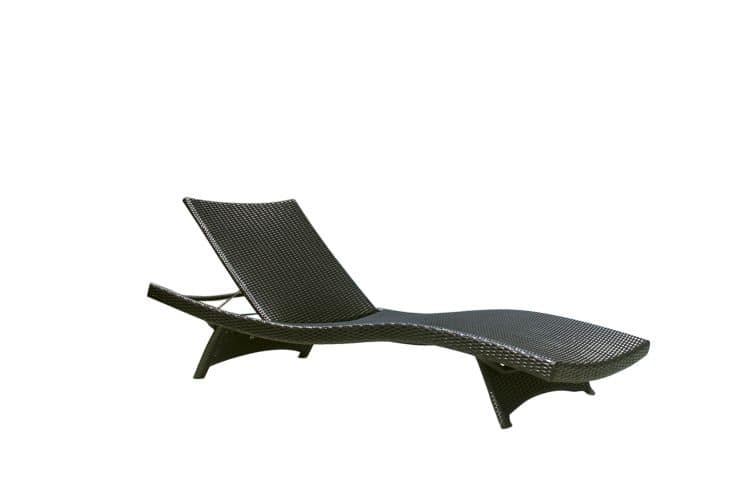 Sentosa 4512, Folding and stackable outdoor sun bed