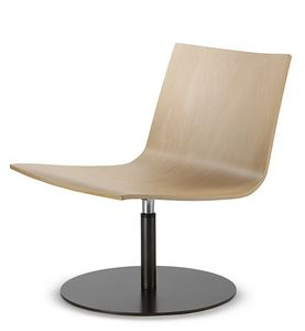 EXEN 240, Swivel wooden chair