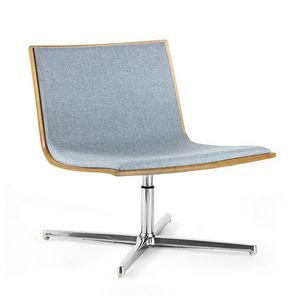 EXEN 242 Y, Upholstered swivel chair
