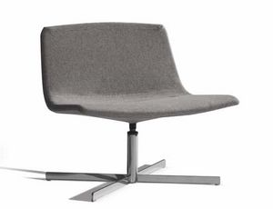 Ics 507CRU, Swivel chair, for lounge areas