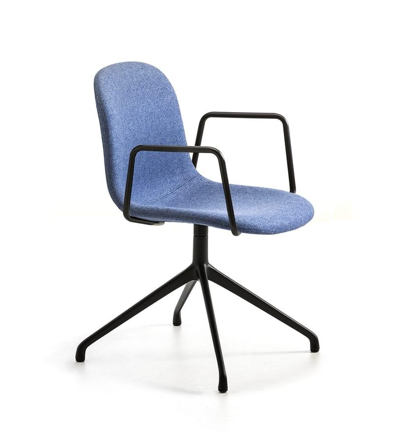 Máni Fabric AR-SP, Fireproof office chair