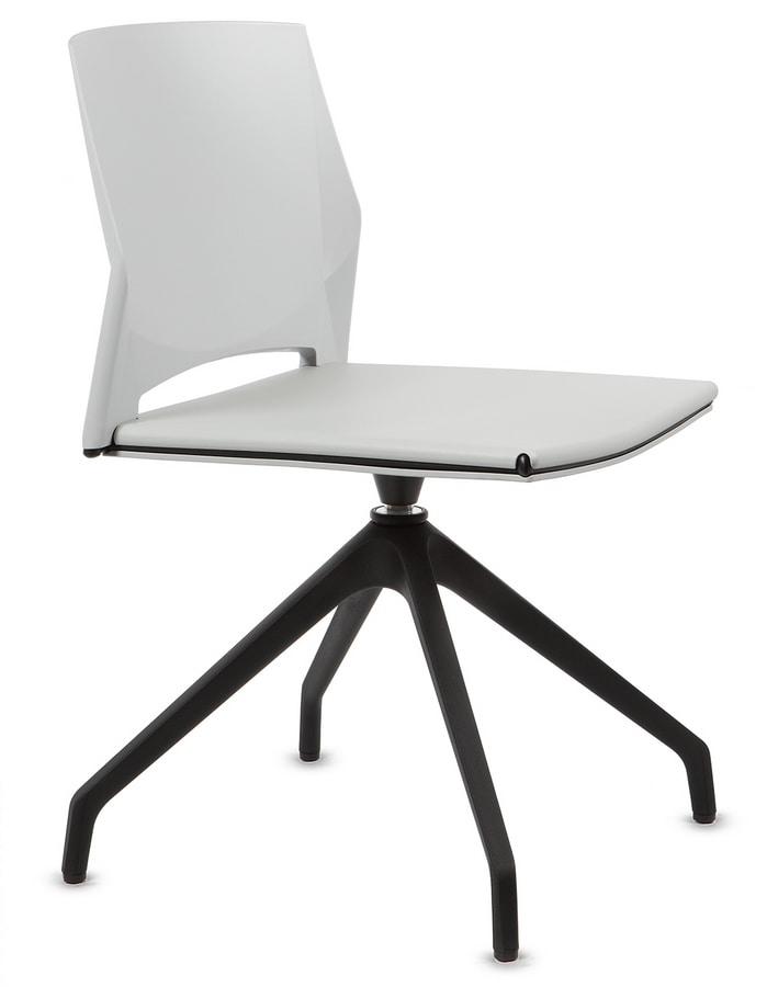 TREK 039, Swivel chair