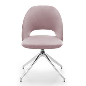 Vivian chair, Chair with swivel base