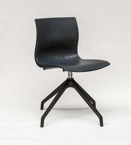 WEBBY 3472, Swivel chair with nylon shell