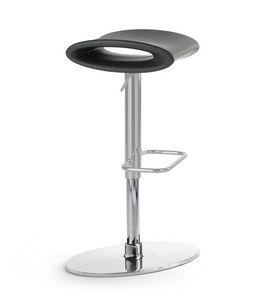 Ipanema ST ADJ-E, Height-adjustable bar stool