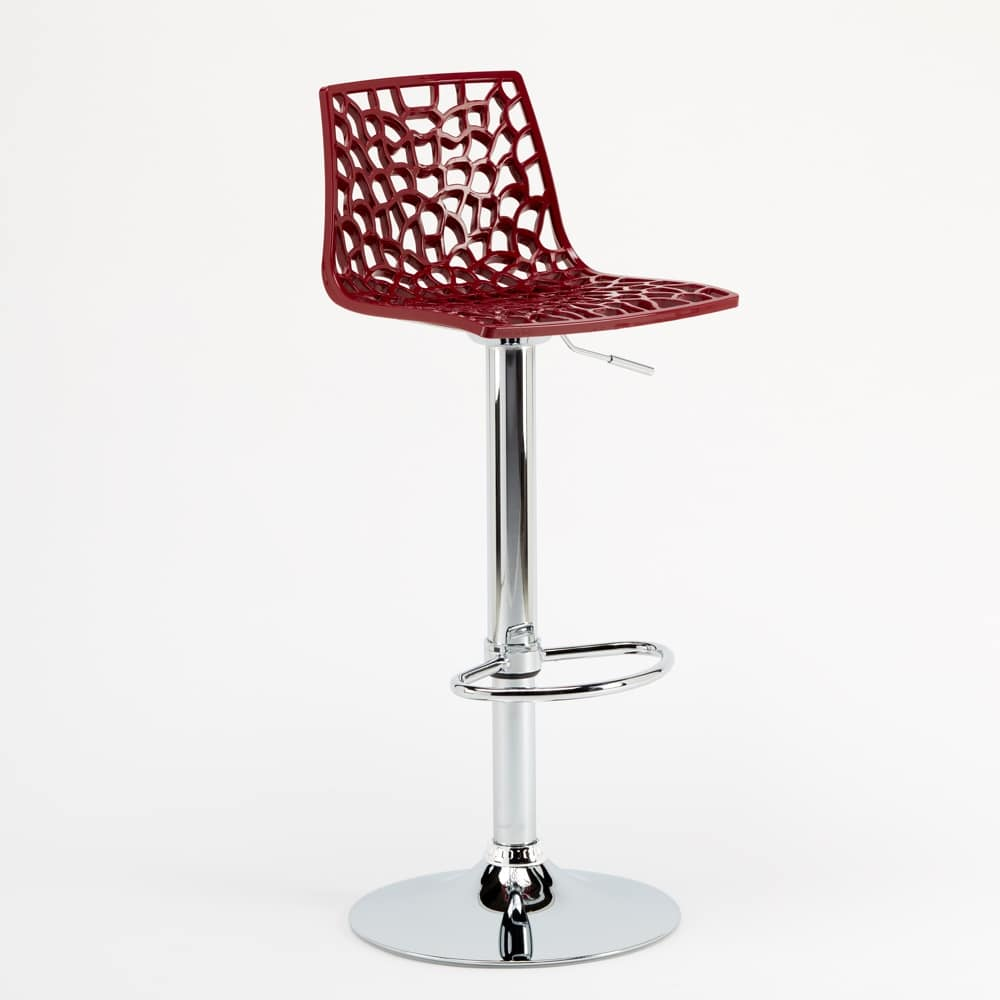 Peninsula high bar stool Spider - S2800, High stool, comfortable and professional
