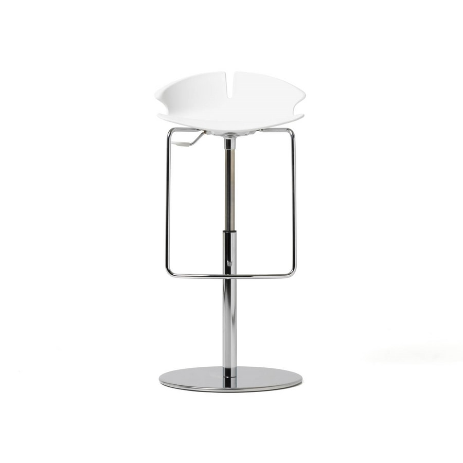 Red Hot stool gas, Stool with gas height adjustment