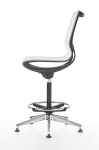 Key Line stool, Swivel stool for office