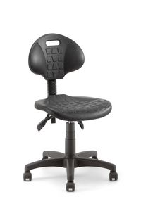 Teknik 01, Seat on castors for work environments