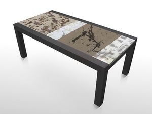 Colorado Inc117, Table with built-in top