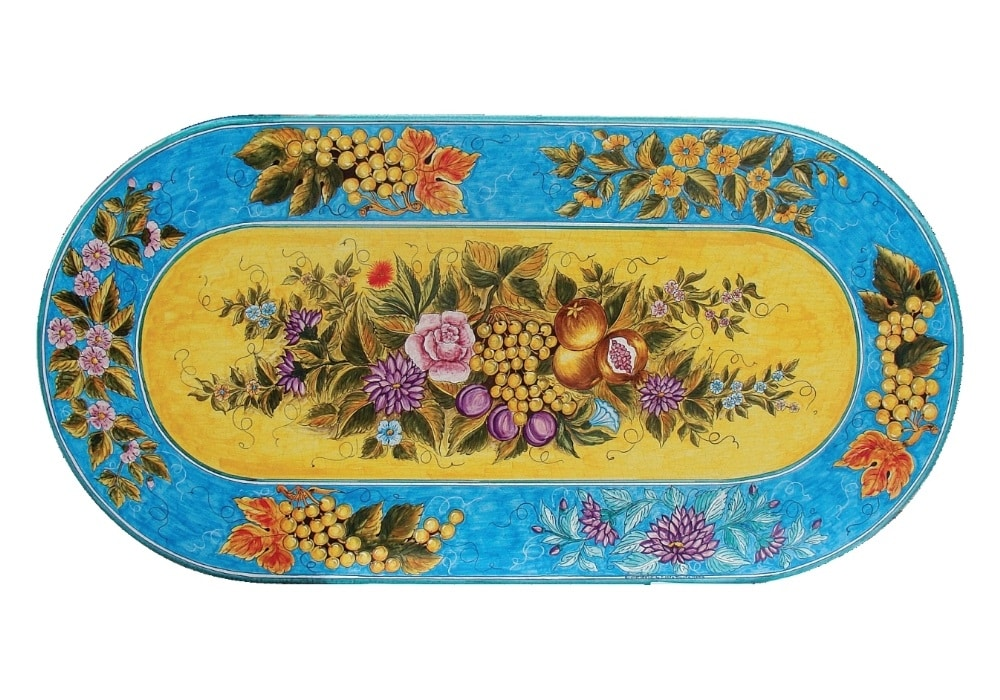 Natura Spring, Table for the house in the countryside