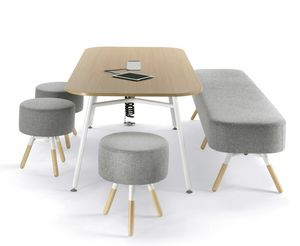 Blog, Meeting table