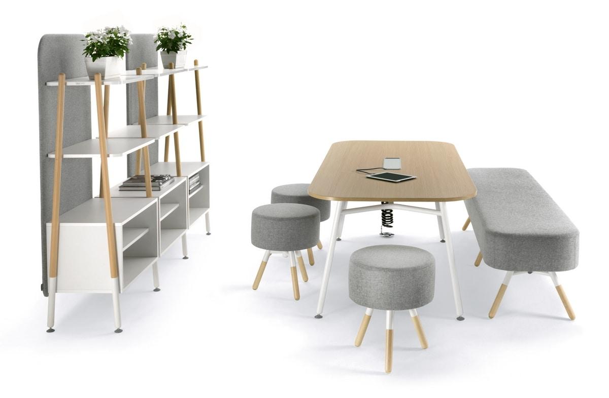 Blog, Meeting table