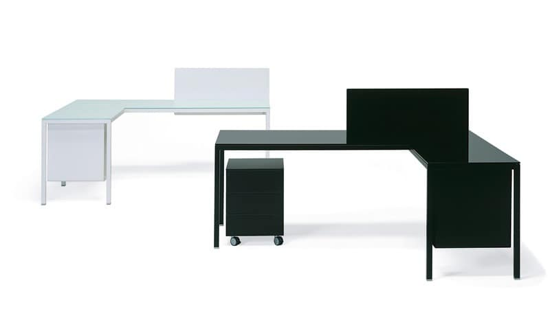 Ernesto Work, Equipped table for task and directional office