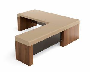 Fusion 220.PEDR, Prestigious corner desk