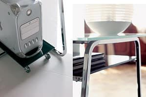 a104 clever, Desk PC-stand with two tops