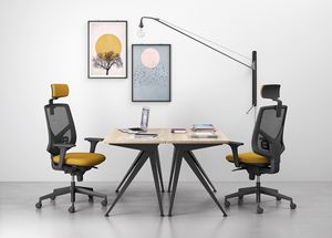 Active, Task chair, with youthful and dynamic lines