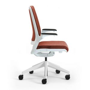 Astra, Office chair, with padded back