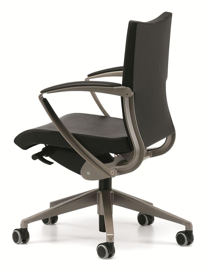 AVIA 4004, Operational office chair, with wheels and armrests