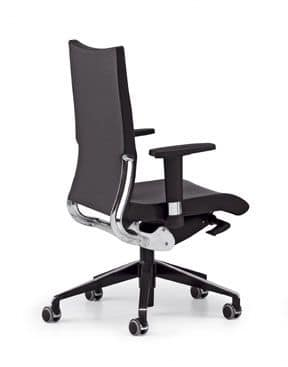 AVIA 4016, Task chair with 5-star base