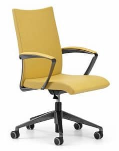 AVIA 4204, Task chair with gas lift, with armrests
