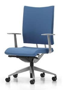 AVIAMID 3412, Comfortable and functional chair for operational offices
