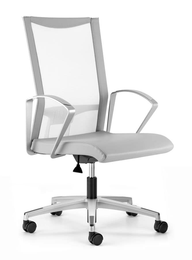 AVIANET 3664, Task chair with gas lift, for office