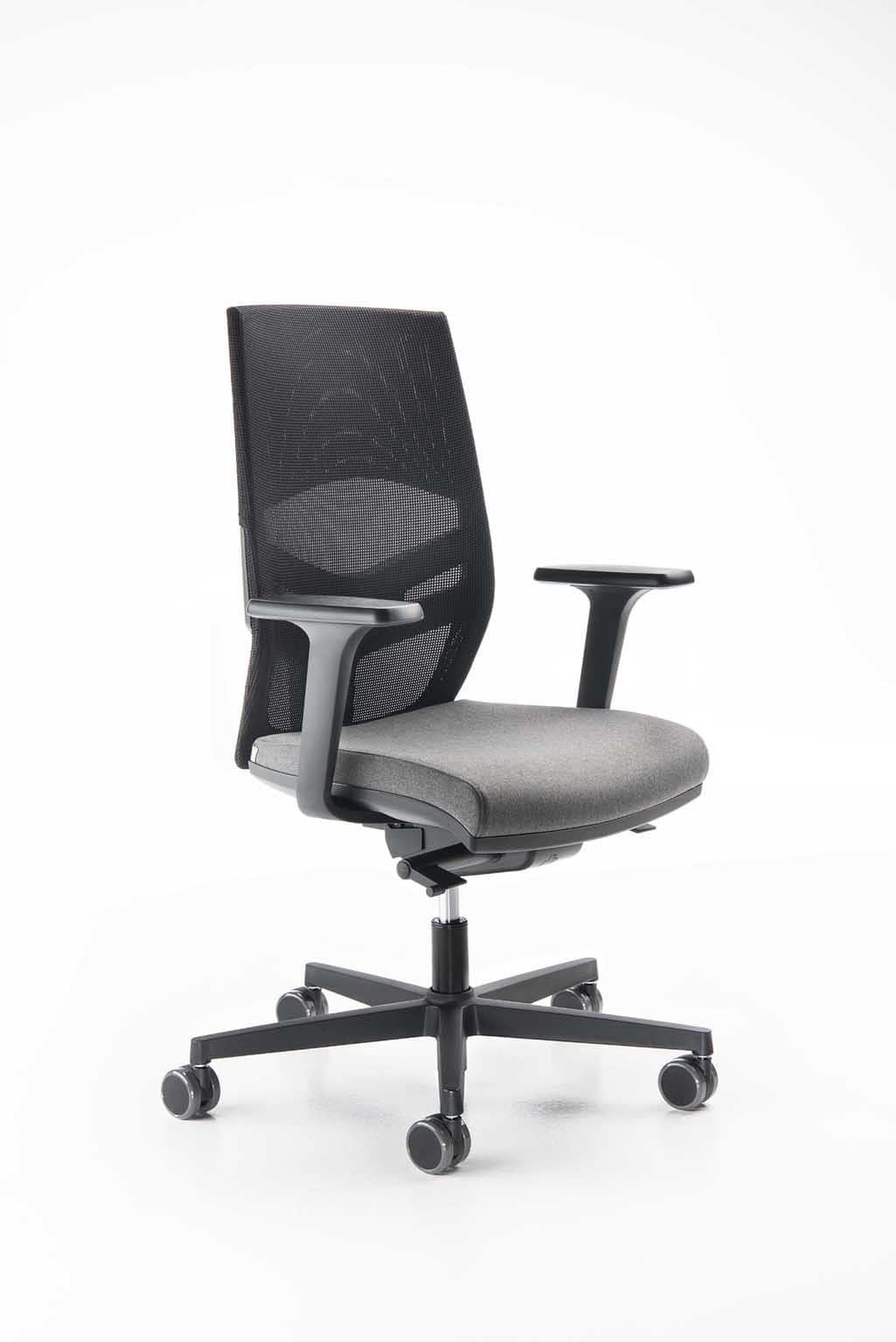 Easy B Standard Office Chair Modern Elegant Adjule