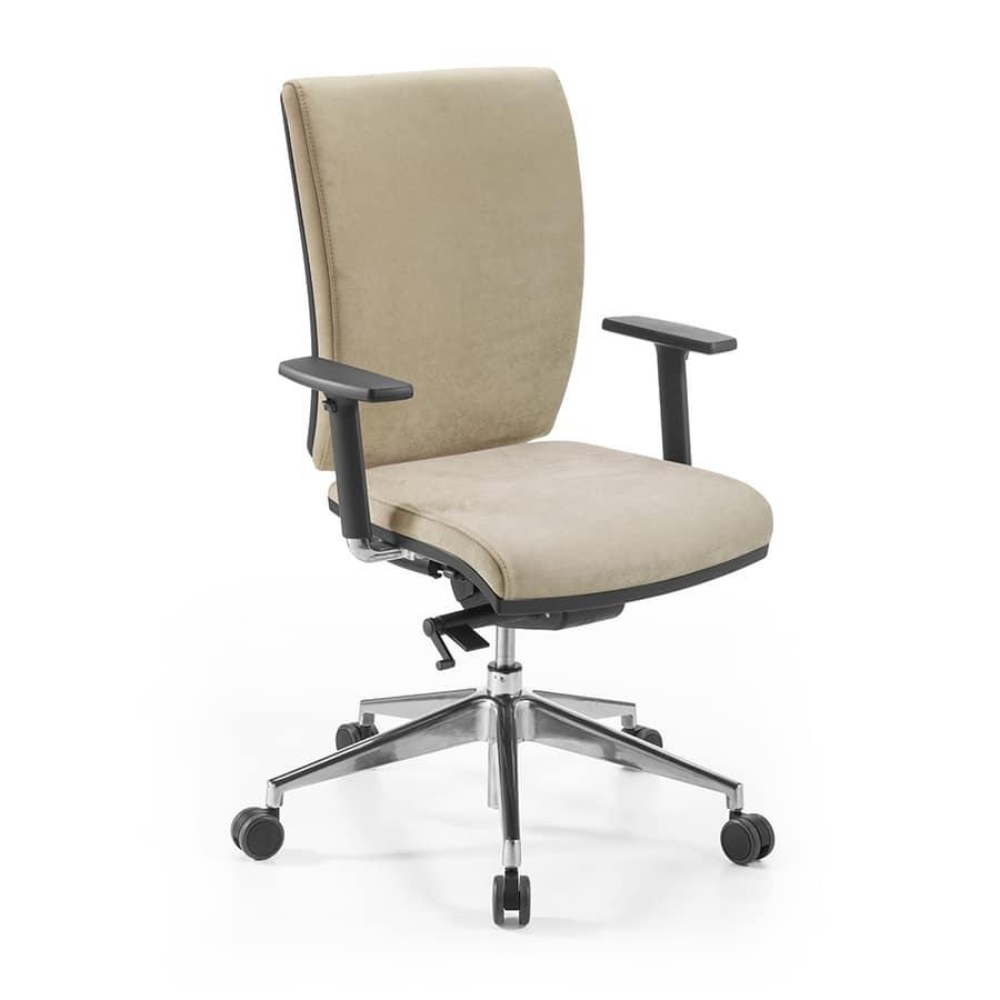 Fire high, Office chair with tilting mechanism