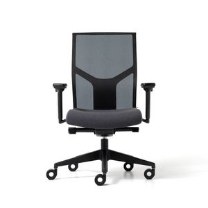Fit mesh, Operational office chair, with net back