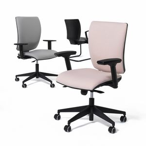 Five, Office chair upholstered in different densities