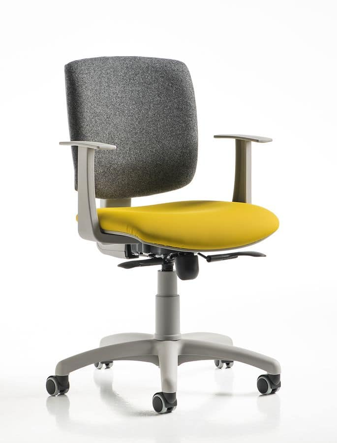 Free, Office chair, in various colors, for computer area