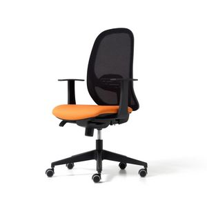 Hop, Task office chair, with mesh backrest