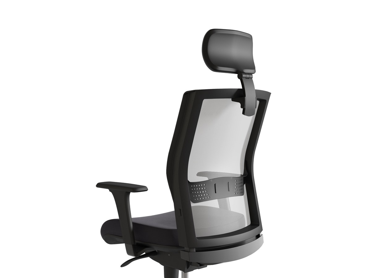 JEX, Task chair for office with headrest