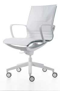 Key Line Plus, Office chair with removable padding