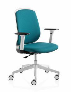 Key Smart, Versatile, colorful, dynamic office chair