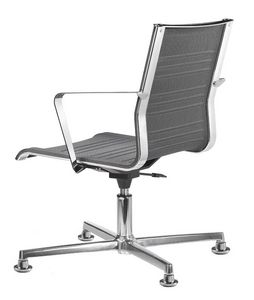 KEYPLUS 3157, Operational office chair, gas lift, with armrests