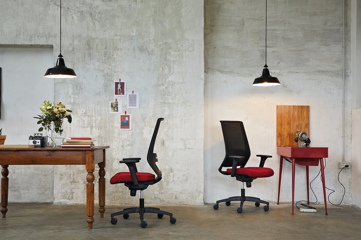Logica 01, Task chair for refined offices