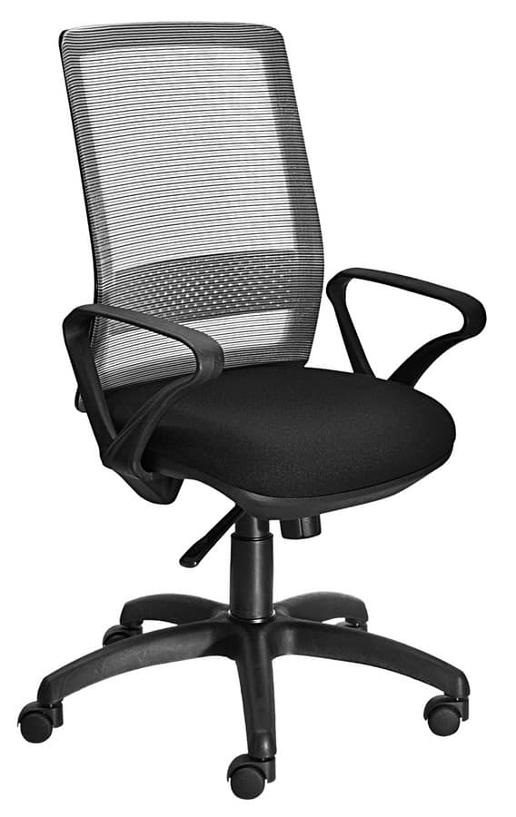 Olimpia Sy Office Chair With Lumbar Support