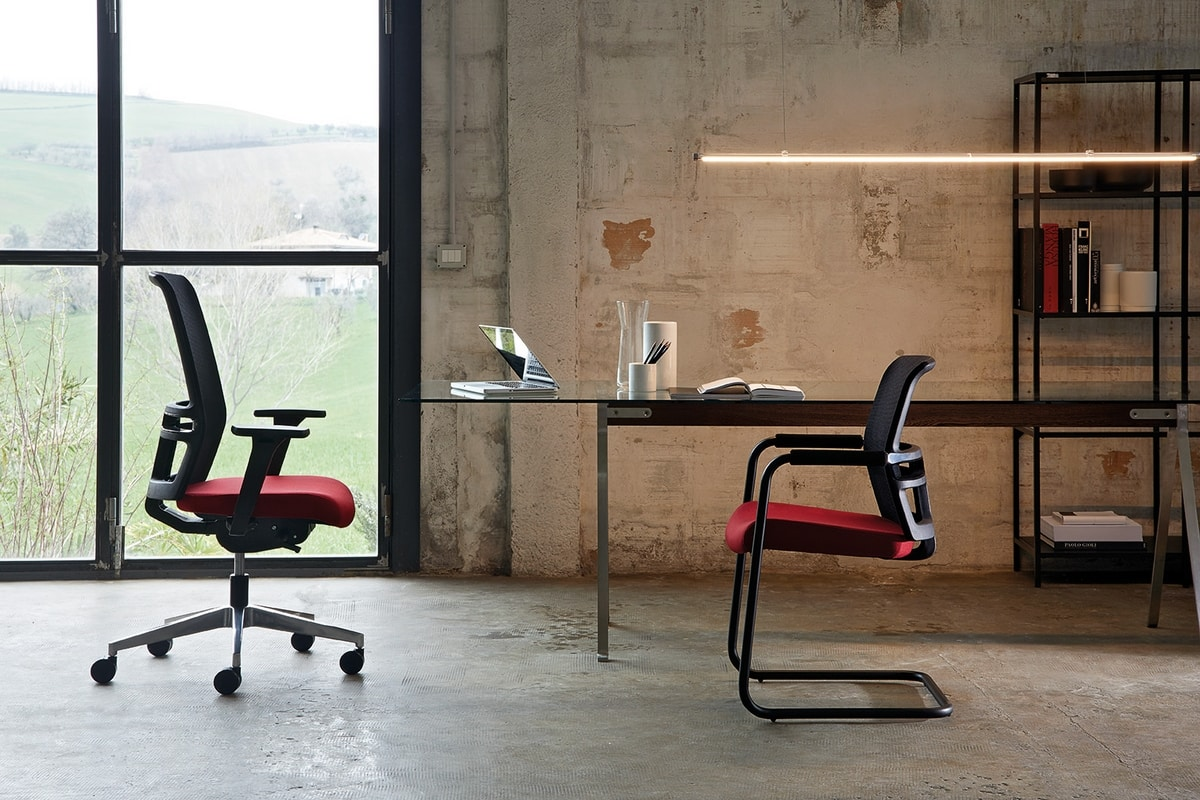 Omnia 01, Design office operative chairs