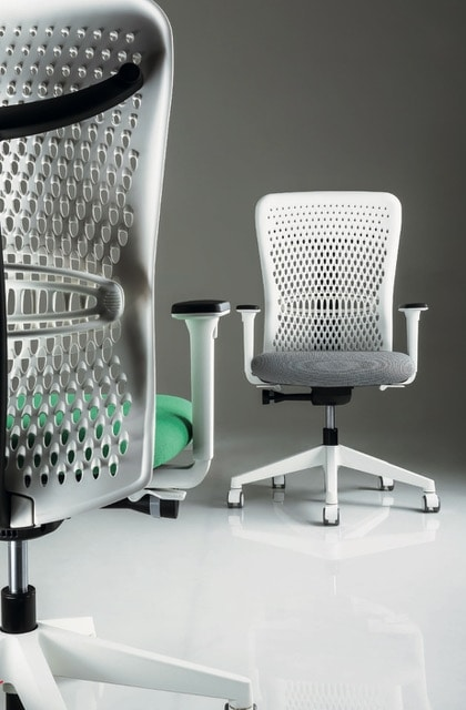 Polyback, Professional office chair