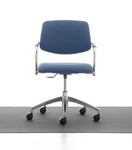 Samba 03, Task chair with height adjustment for office