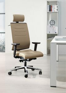 Sax Air, Office chair with headrest