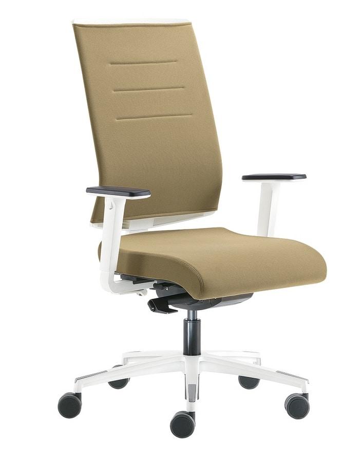 Sax Air, Office chair with headrest